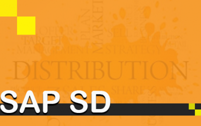 Sales & Distribution – SAP SD Training in chennai
